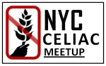 NYC Celiac Meetup